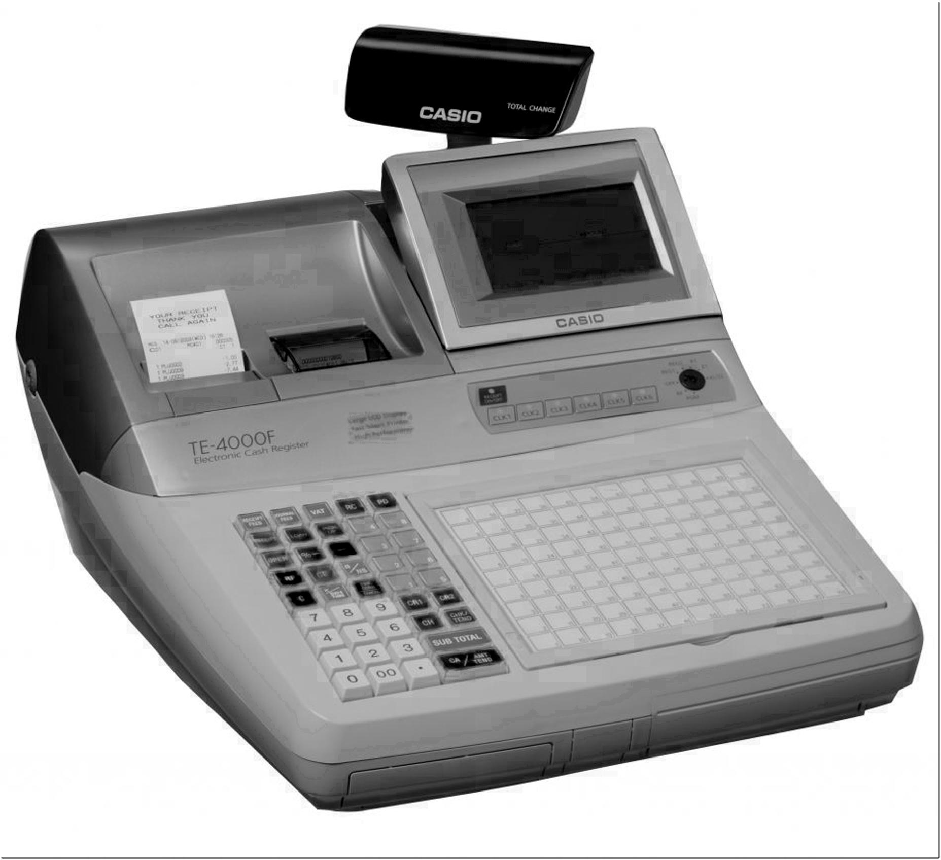 sejarah system point of sale (program kasir)